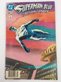 8816 - C - Comic Book - Superman Blue 742 - In Action Comics - #10 DC Comics - 9.6 -