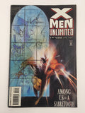 8819 - C - Comic Book - X-men Unlimited Sabretooth 3 - Among Us A Sabretooth - 9.4 -