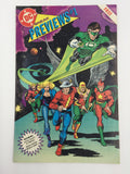 8823 - C - Comic Book - Sneak Previews Free #1 - Featuring The Justice Society Of America - Green Lantern - Emerald Dawn 11 - 9.6 -