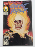 8833 - C - Comic Book - Ghost Rider #18 - The Resurrection of Barbara Ketch - 9.6 -