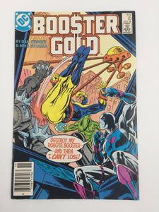 8834 - C - Comic Book - Booster Gold #10 - Destroy My Robots Booster...And Then I Can't Lose - DC - 9.2 -