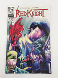 8844 - C - Comic Book - Red Knight #3 - Autographed by Justin Cristelli - 9.4