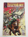 8847 - C - Comic Book - Legendary Lore #4 - 9.6