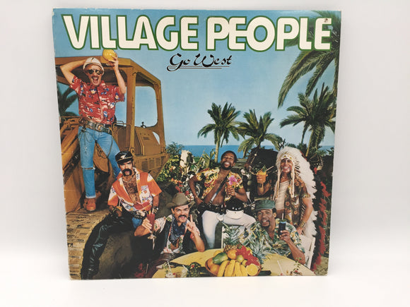 8857 - C - Record Album - Village People -