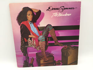 "8862 - C - Record Album - Donna Summers - ""The Wanderer"" - 1980 - Geffon Records"