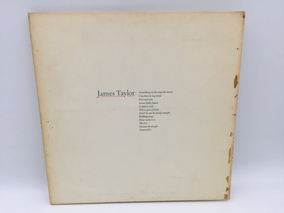 8870 - C - Record Album - James Taylor - James Taylor - 1976 - Warner Bros. Records - GC