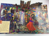 8898 - C - Disney Book - Hunchback of Notre Dame - Pop-up Special Edition Book