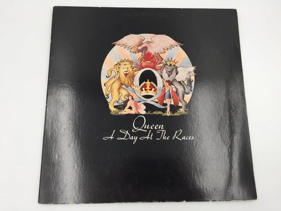 8921 - C - Album - Queen - A Day at the Races - Produced by Queen - Elektra Records - VGC