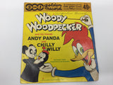 8925 - C - 45 RPM Record - Woody Woodpecker and his Friends - 1960 - Walter Lantz