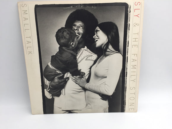 8969 - C - Record Album - Sly & The Family Stone - Small Talk - 1974