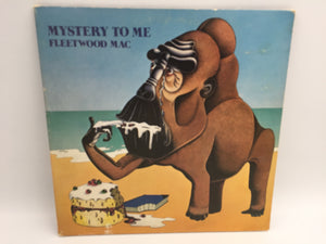 8970 - C - Record Album - Fleetwood Mac - Mystery to Me - 1973 - Reprise Records