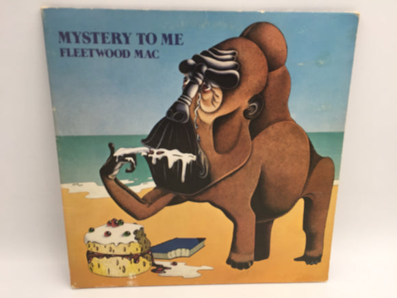 8970 - C - Album - Fleetwood Mac - Mystery to Me - 1973 - Reprise Records