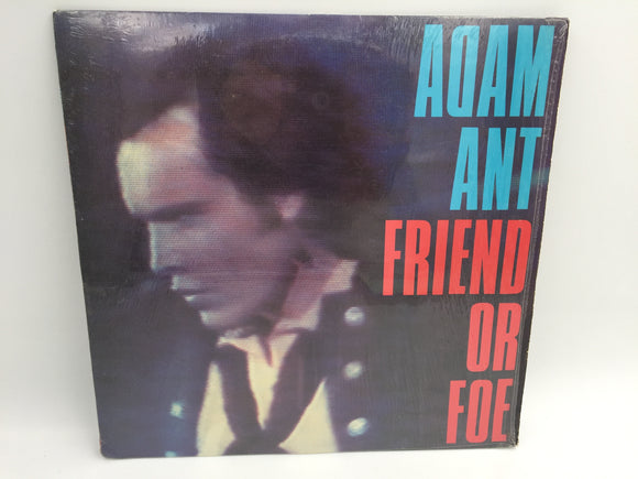 8974 - C - Album - Adam Ant - Friend or Foe - 1982 - Many Candid Photos of the Group - Epic Records -