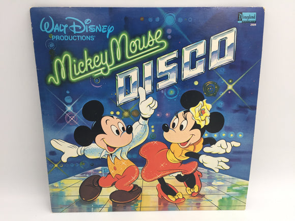 8976 - C - Album - Mickey Mouse Disco - 1979 - Walt Disney Productions - Featuring Minnie Mouse - Donald Duck - and a Host of Mickeys Friends -