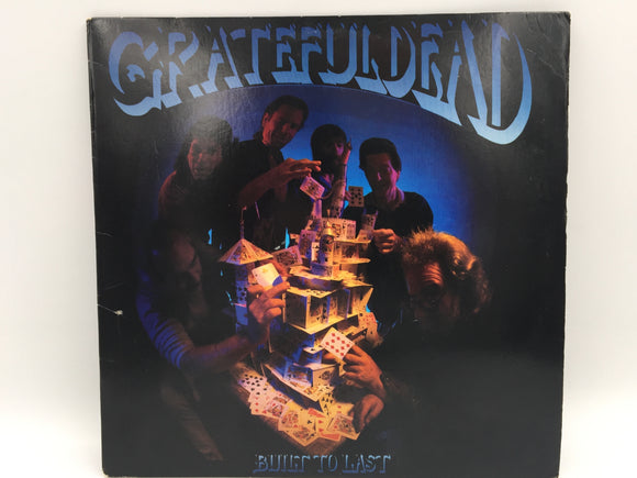 9090 - C - Album - Grateful Dead - Built to Last - 1989 - Arista Records