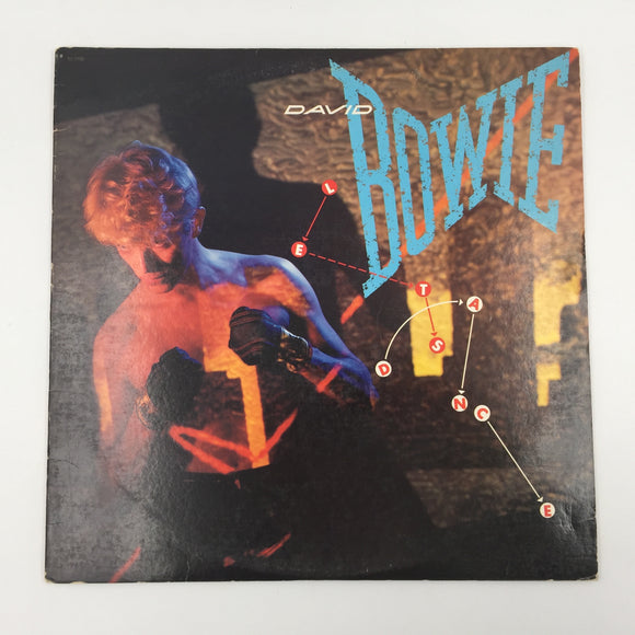 9096 - C - Record Album - David Bowie - Modern Love - Let's Dance and Many More - 1983 - EMI America Records