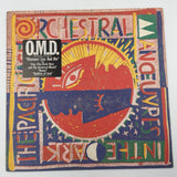 9106 - C - Record Album - The Pacific Age - Orchestral Manoeuvres - In The Dark - 1986