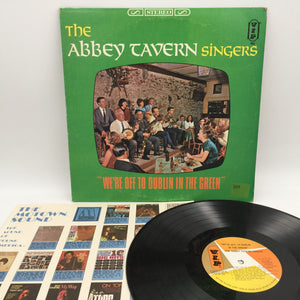 9114 - C - Record Album - The Abbey Tavern Singers - 1966 - Motown Records