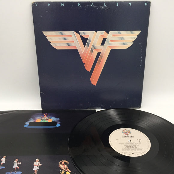 9120 - C - Record Album - Van Halen - Van Halen II - 1979 - Warner Bros. Records