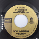 9134 - C - 45 RPM Record - Jackie deShannon - What the World Needs Now is Love