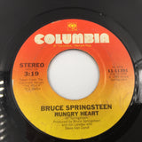 9140 - C - 45 RPM Record - Bruce Springsteen - Hungry Heart  - 1980 - Columbia Records