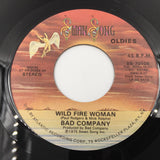 9142 - C - 45 RPM Record - Bad Company - Feel Like Makin' Love - 1975 - Swan Song