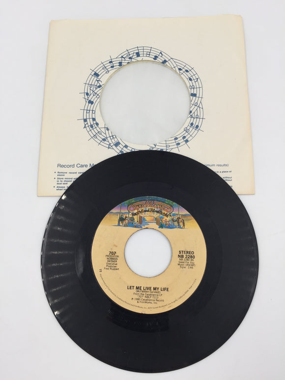9172 - C - 45 RPM - I Could Be Good For You - 1980 - Casablanca Records