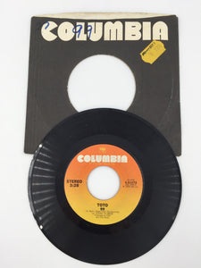 9191 - C - 45 RPM Record - Toto - 99 - Hydra - 1979 - Columbia Records