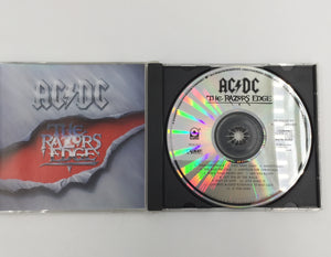 9271 - C - CD - AC/DC - The Razor's Edge - 1990 - ATCO Records