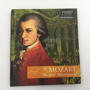 9274 - C - CD - MOZART Musical Masterpieces - 2002 - Delta Music