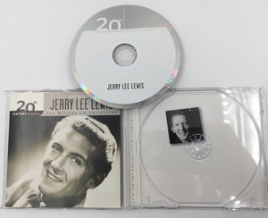 9280 - C - CD - Jerry Lee Lewis - Best of Jerry Lee Lewis - 1999 - Universal