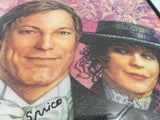 9301 - C - Poster - My Fair Lady - Autographed by Cast - Starring Richard Chamberlain