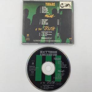 9320 - C - CD - Extreme - III Sides to Evey Story - 1992 - A & M Records