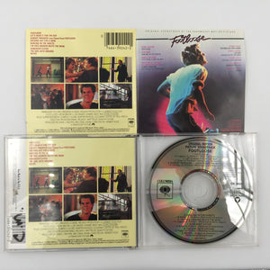 9340 - C - CD - Footloose - Original Motion Picture Soundtrack - 1984 - CBS Inc.