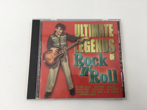 9341 - C - CD - Ultimate Legends of Rock n' Roll - 50's Music with all the Great Artist -