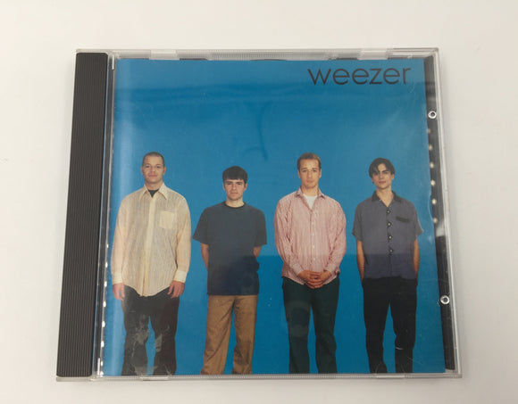 9342 - C - CD -Weezer - 1993 - Produced by Ocasek - All the Great Hits - Geffen Records