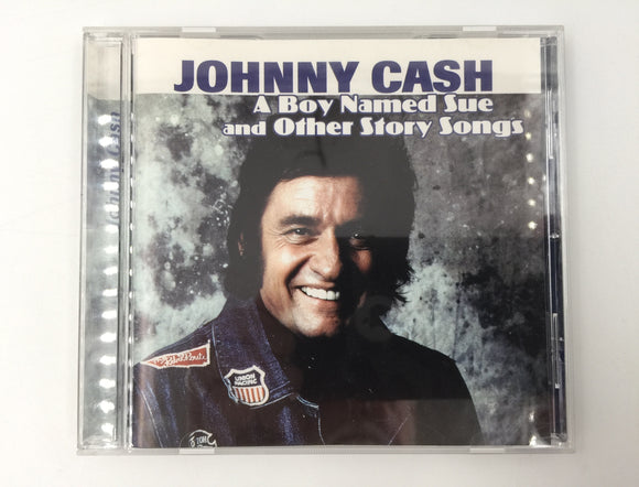 9349 - C - CD - Johnny Cash - A Boy Named Sue and Other Story Songs - 2002 - Sony