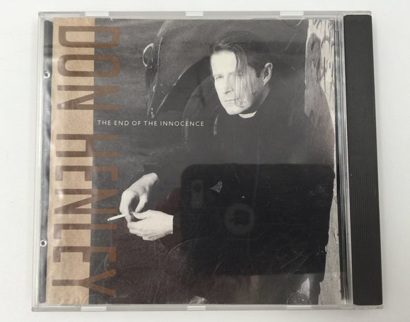 9359 - C - CD - Don Henley - The End of the Innocence - 1989 - Geffen Records