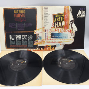 9515 - C - Record Album - This is Artie Shaw - RCA Victor - 2 Record Set -