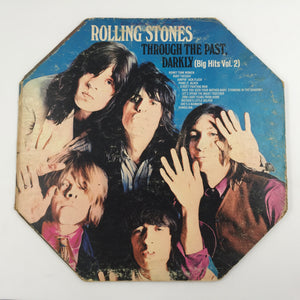 9522 - C - Record Album - Rolling Stones - Through the Past Darkly (Big Hits Vol.2) - London Stereophonic