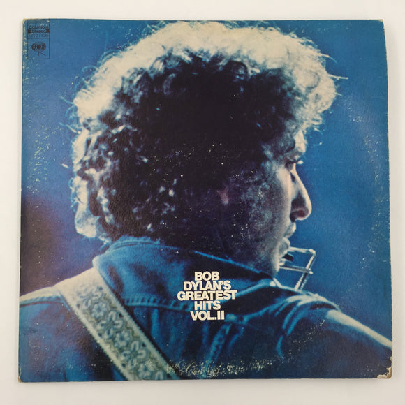 9529 - C - Record Album - Bob Dylan's Greatest Hits - Vol. II - 2 Record Set - Columbia Records