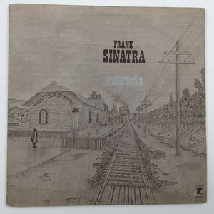 9541 - C - Record Album - Frank Sinatra - Watertown - Reprise Records
