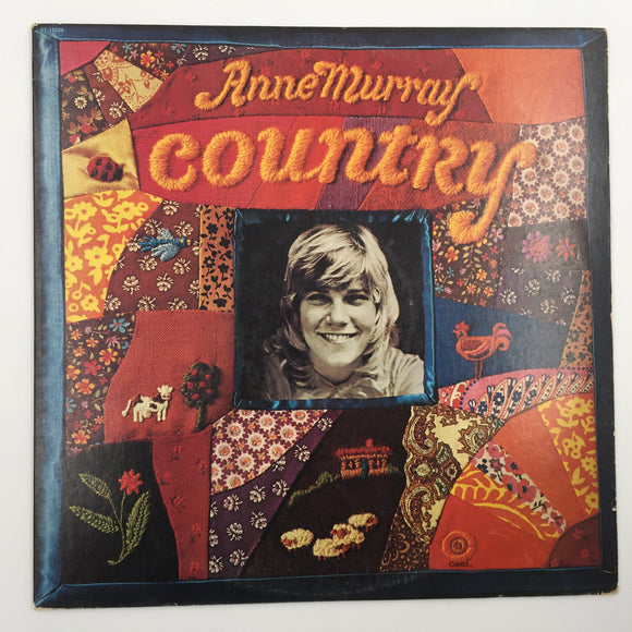 9546 - C - Record Album - Anne Murray - Country