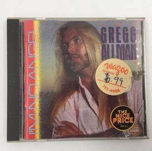 9572 - C - CD - The Gregg Allman Band - I'm No Angel - Epic 1987