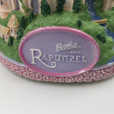 "9575 - H - Barbie ""Rapunzel"" Musical Snow Globe - Beautifully Crafted"