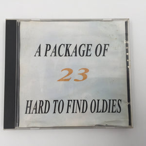 9586 - C - CD - A Collection of 23 Hard to Find Oldies - Various Artists