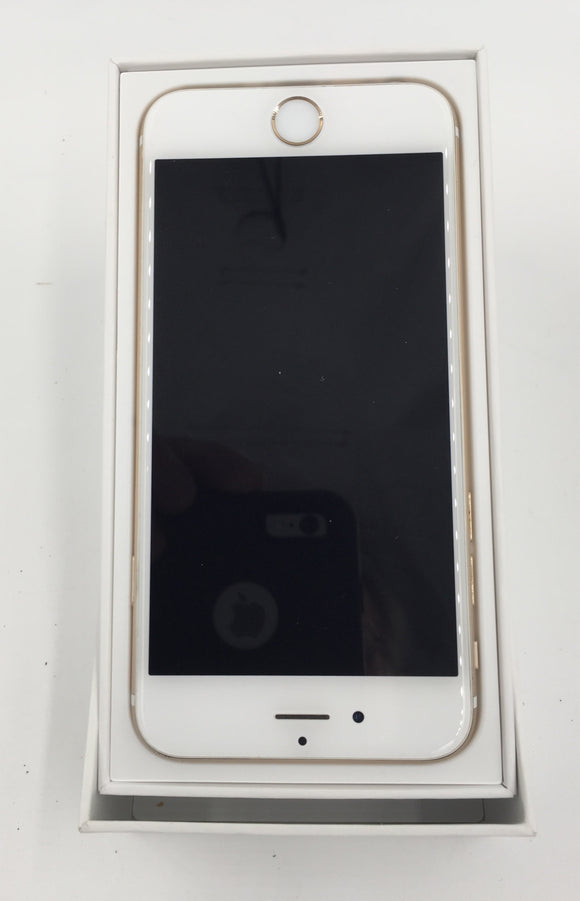 9671 - E - I Phone 6 - 16GB - Gold Finish - Apple - Excellent Refurbished Condition