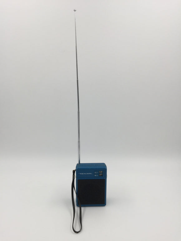 9759 - E - Transistor Radio - Realistic Model #12-721 - Radio Shack - Tandy Corporation