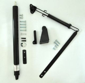 Storm Door DC-10 Hydraulic Closer (Heavy-Duty) & SP-14 Wind-band (High Impact) Kit