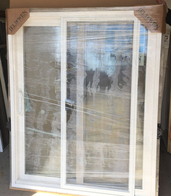341 - D - Patio Door Sample - 47 3/8